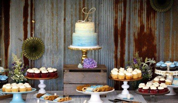 Wedding dessert tables gallery - Wedding cakes | Dessert Table ...