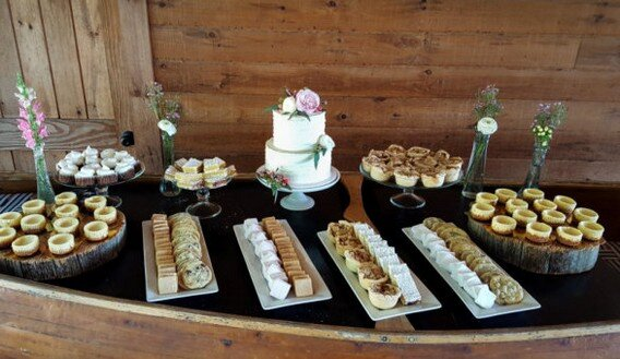 Wedding dessert tables gallery - Wedding cakes   Dessert Table ...