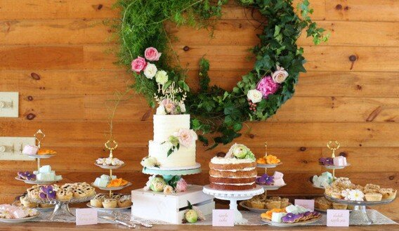 Wedding dessert tables gallery , Wedding cakes