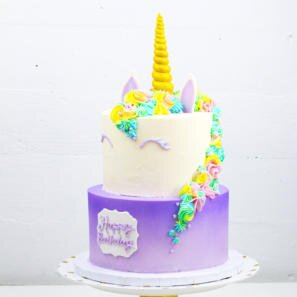 They Have Completely Blown Away My Expectations Of What A Birthday Cake Can Be The Unicorn Was Amazing It Tasted As Good Looked