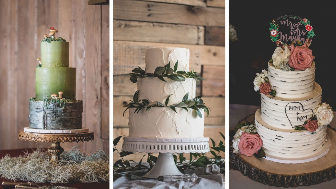 Virginias Best Custom Wedding Cakes Farm To Table Dessert Catering