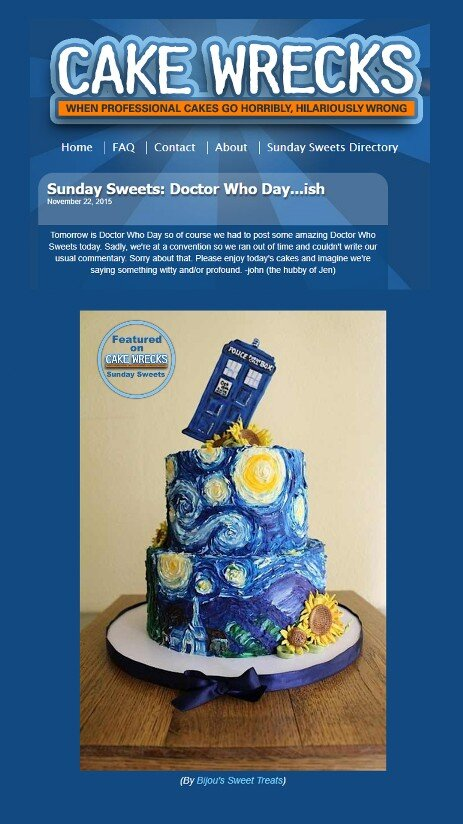Miraculous Press News Wedding Cake Luray Charlottesville Loudoun Dc Birthday Cards Printable Trancafe Filternl